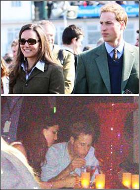 英媒体称威廉王子与前女友凯特已正式复合(图)