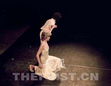 戴妃芭蕾舞旧照公布传查尔斯不支持其演出(图)