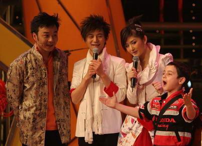 粤港十年网娱盛典最受欢迎综艺节目候选--快乐大本营