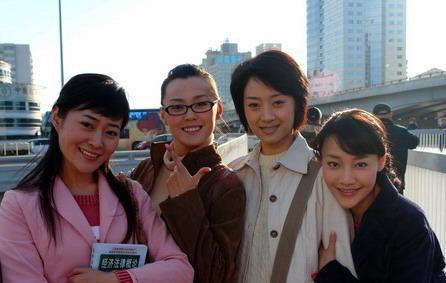 """《法庭风云》""""四个女人一台戏"""""""