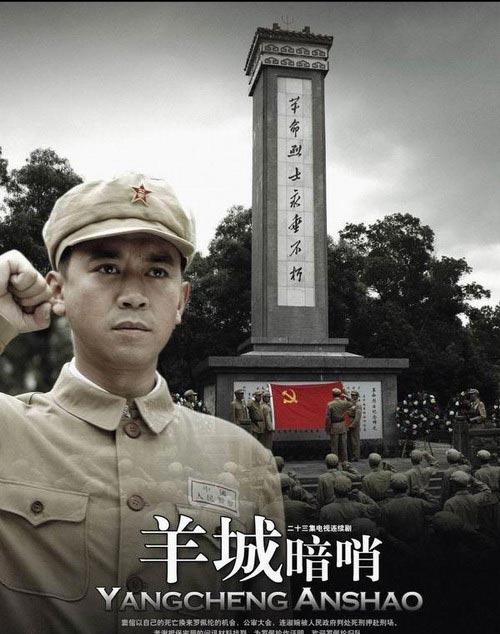 新浪电视榜第3季男演员候选-王学兵《羊城暗哨》