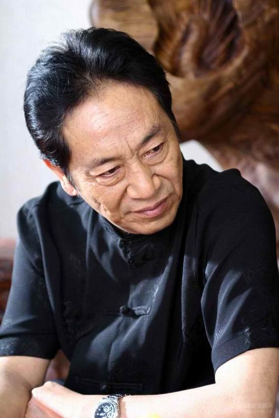 资料图片:电视剧《对峙》--王奎荣饰王海荣