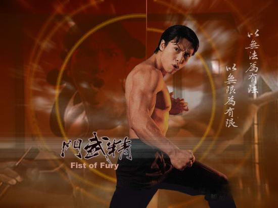 TVB造星工厂的20大榜样偶像--甄子丹(组图)