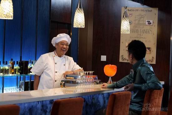 吴孟达火线加盟《恋爱兵法》仕格维丽致当大厨