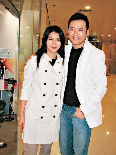 袁咏仪重返无线方便带宝宝将与苗侨伟首度合作