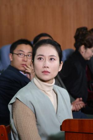悬疑剧《失踪女人》热播温峥嵘结缘柳国庆(图)