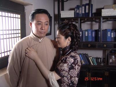 《金戈梨园》诠释抗日题材杨凡演绎乱世情缘