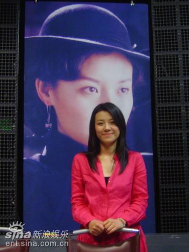 刘琳宣传遭围攻回应误传为谢东女友事件(图)