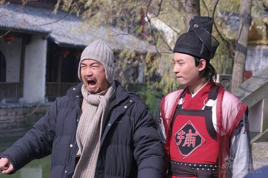 《济公新传》热播张国立力排众议钦点叶鹏(图)