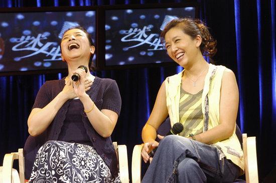 胡军江珊等中戏八七班明星汇演《艺术人生》
