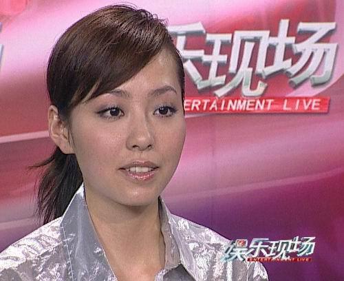 《娱乐现场》专访张靓颖:回应四大传闻(图)