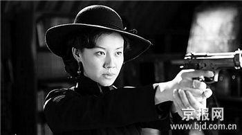 《五号特工组》热播当上女特工刘琳出风头(图)