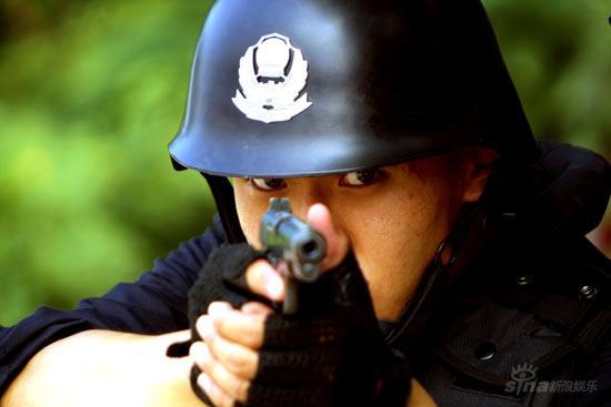 《特警2008》受关注明星大腕争当奥运特警(图)