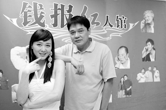 申军谊新剧亮相杭州 《玫瑰》叫板李幼斌(附图)