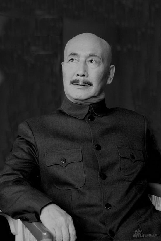 杜雨露《红日》为演蒋介石减肥过度住院(图)
