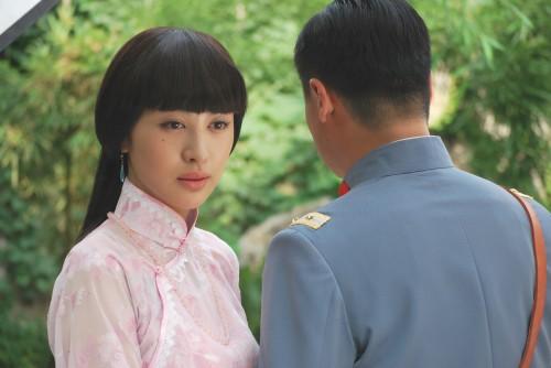 李菲儿 民国往事 演上海最美女人
