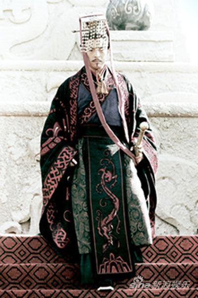 富大龙《大秦帝国》剧照