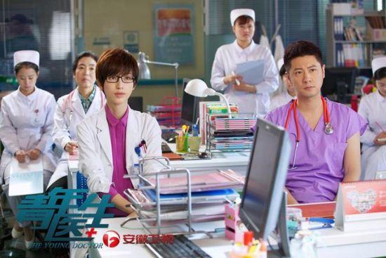 赵宝刚新剧《青年医生》即将开播