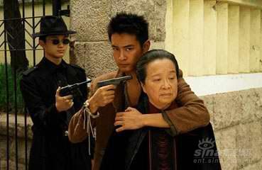 《海上传奇》斯琴高娃王雨演绎海盗母子(组图)