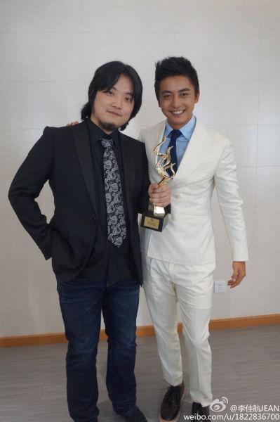 《爱情公寓》获大学生电视节最佳现实主义题材电视剧奖