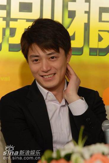 武十郎 聊天 台湾偶像演员霍建华