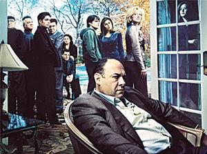 《黑道家族》主角当监制《越狱》等剧招新人