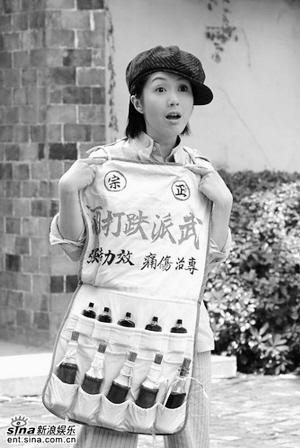 演 武十郎 杨千成了 中暑 专家