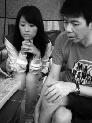 林心如首次触电冯小刚合拍公益广告现爱心