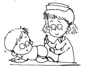 打针不要动;; 疫苗安全性; 小孩子打针没有不哭的图片