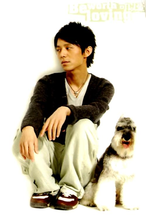 BQ2007年度红人榜之年度话剧红人提名-何炅