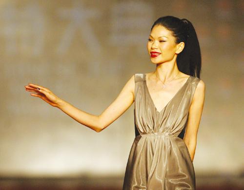 第一届模特大典在徐州举行