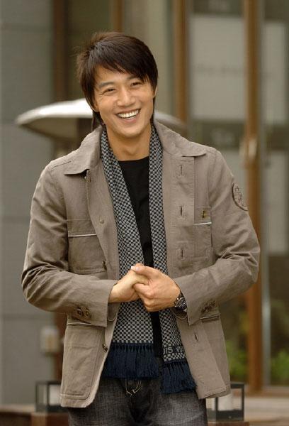 即将入伍的韩国男星--金来沅(附图)
