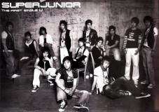 韩国组合三代变迁:二代--SuperJunior(组图)
