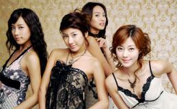 韩国组合三代变迁:韩流二代--Jewelry(组图)