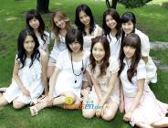 韩国组合三代变迁:第三代--少女时代(组图)