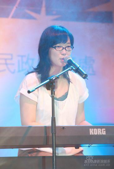 陈升雷光夏获最佳男女歌手传媒大赏坚持非主流