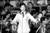 大型军旅音乐作品展演周开幕 彭丽媛宋祖英献唱