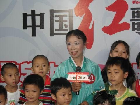 中国红歌会崛起儿童团南昌唱区小鬼当家