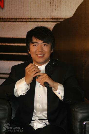 """郎朗透露""""奥运计划""""全球巡演助力北京2008"""
