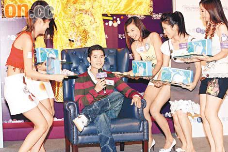 郭富城想再做多五年王老五未敢带女友见家长