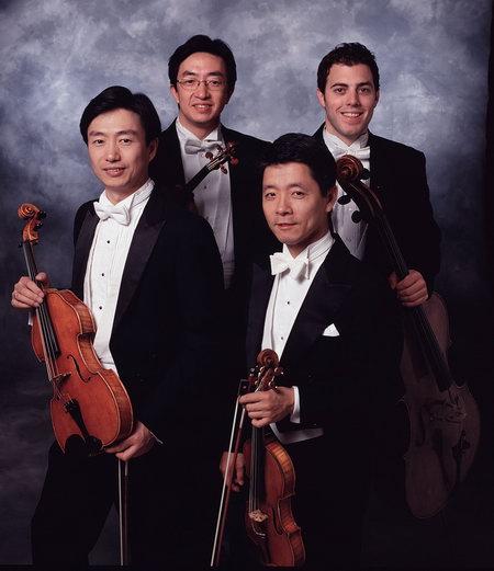 10月10日-王健与上海四重奏室内乐音乐会