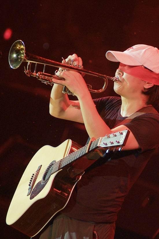 2007北京流行音乐节演出名单-崔健