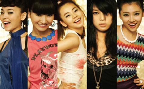Wondergirls新成员亮相宥彬取代前成员玄雅
