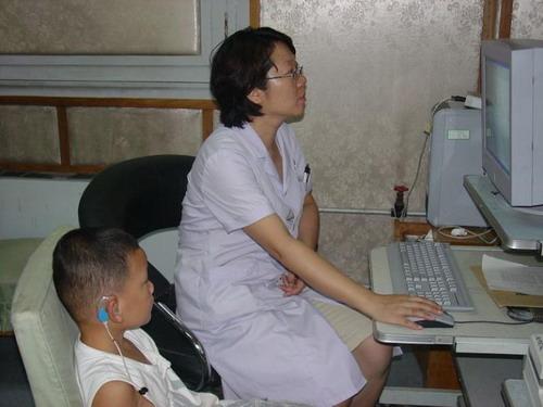 回声儿童基金项目进展报告