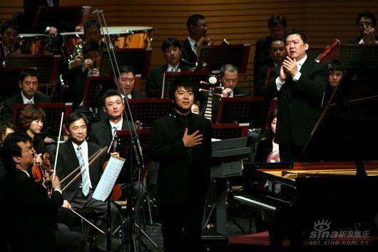 郎朗余隆携手中国爱乐乐团奏响国际音乐节(图)