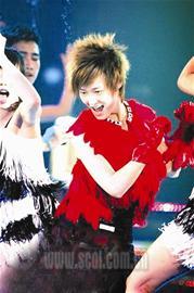 华语歌曲排行榜颁奖礼红馆将上演三超女争歌后