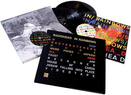 英国摇滚乐队投靠新技术Radiohead网上卖音乐