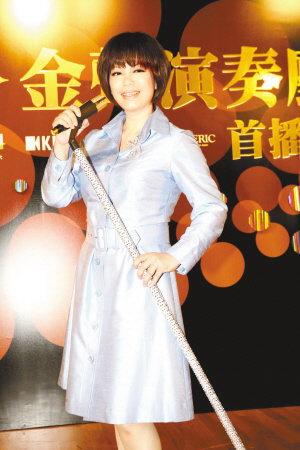 蔡琴12月工体开唱有别去年不再翻唱张学友(图)