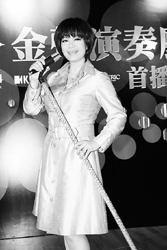 蔡琴新专辑首日发售过万上海办跨年演唱会(图)