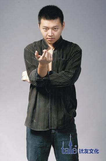 演员资料:吴彼(饰黄克)